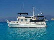 1989 Grand Banks 49 Motor Yacht