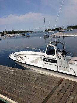 1997 Maritime Skiff 2092-D