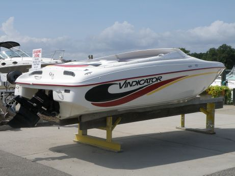 2002 Vip Vindicator 210 Cuddy