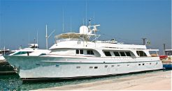 1976 Poole Chaffee Long Range Motor Yacht