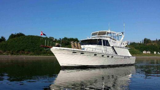 1992 Bayliner 4588 Motoryacht