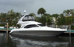 2006 Sea Ray 44 Sedan Bridge
