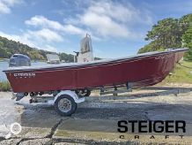 2018 Steiger Craft 19 Center Console