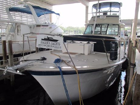 1977 Hatteras 43 DC Repowered