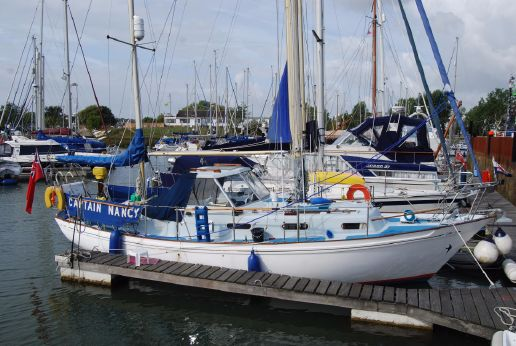 1973 Barbary 32 Ketch