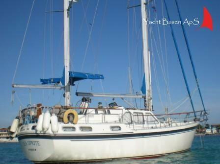 1986 Nauticat 40 Ketch