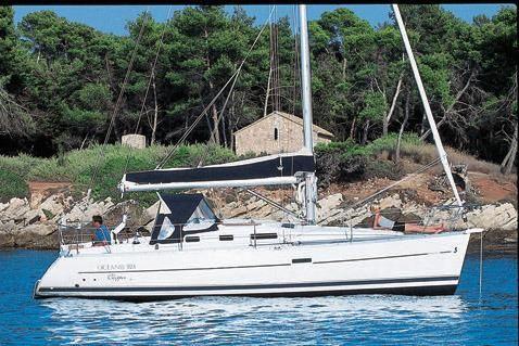 2008 Beneteau OCEANIS 323 LIFTING KEEL