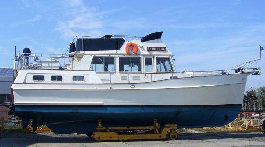 1991 Grand Banks 42 Motoryacht