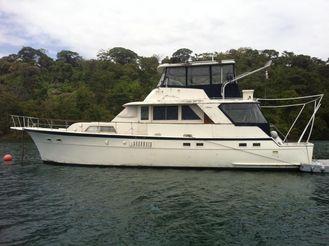 1975 Hatteras 58 Yacht Fisherman