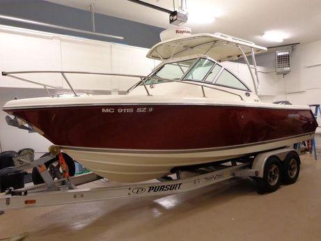 2008 Pursuit 235 Offshore