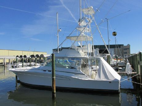 1999 Cabo Yachts 45 Express Flybridge
