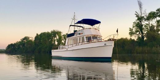 1981 Grand Banks 42 Classic