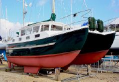 1978 Catfisher 28 Ketch