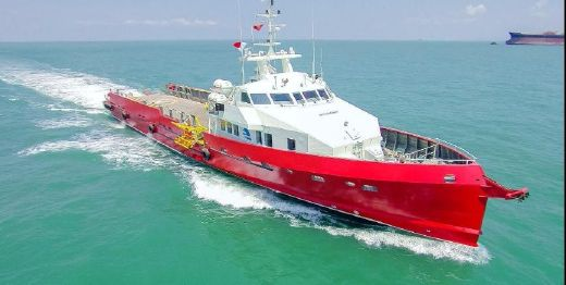 2015 New Build - 55m Fast Pax & Supply Vessel