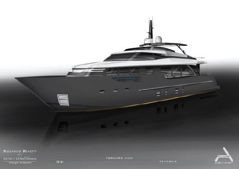 2017 Benetti Sail Division 90 SD EXT
