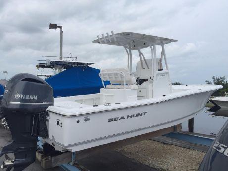 2016 Sea Hunt BX 24 BR