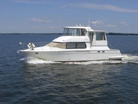 2000 Carver 504 Cockpit Motor Yacht