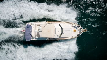 more · View Video · 54 ft 1988 Hatteras 54 Motor Yacht
