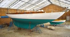 1956 Concordia Yawl