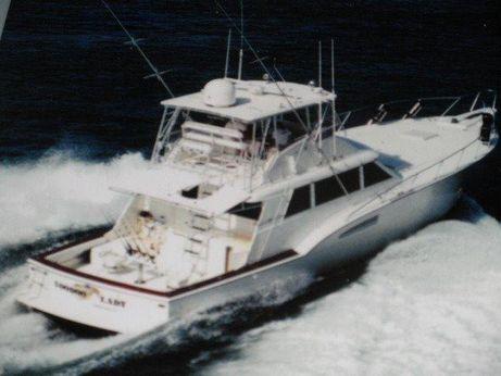 1979 Hatteras Convertible