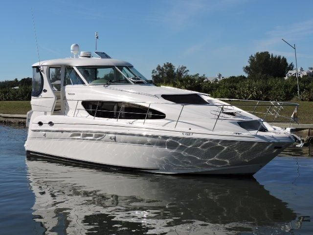 2003 sea ray 390 motor yacht power boat for sale www for Sea ray boat motors