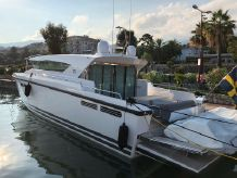 2017 Delta Powerboats DELTA 54 CARBON
