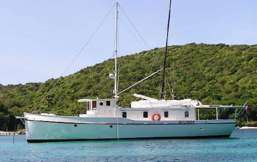 2003 Ang Trawler 56