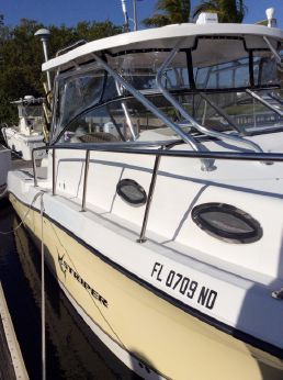2007 Seaswirl Striper WALK AROUND