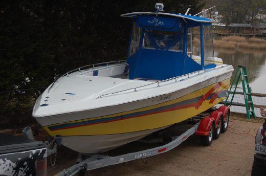 1998 Baja 280 Sport Fisherman