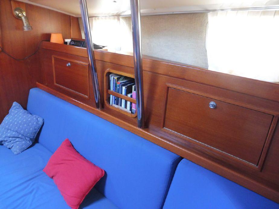 1984 Contest 36 S Motor Båt til salgs - no yachtworld com