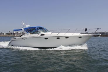 1996 Wellcraft Portofino 4300