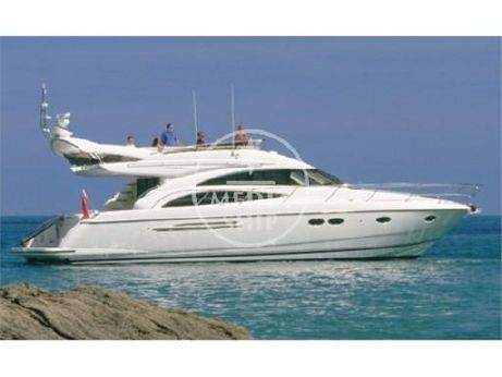 2004 Marine Projects Princess 57