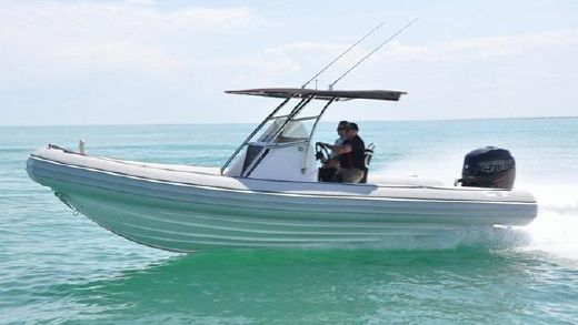 2016 Fluid Watercraft 8.6M Tow-Behind