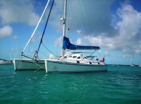 2001 Outremer outremer 45