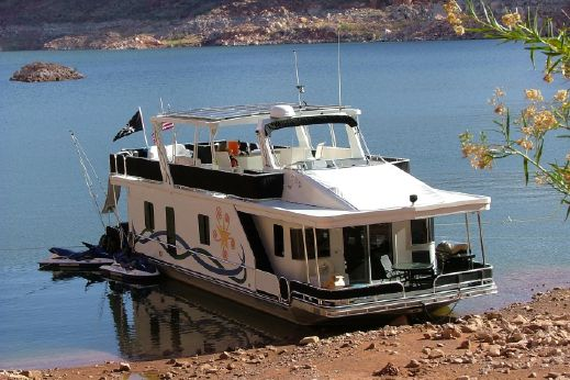 2006 Sharpe 62 x 18 Houseboat