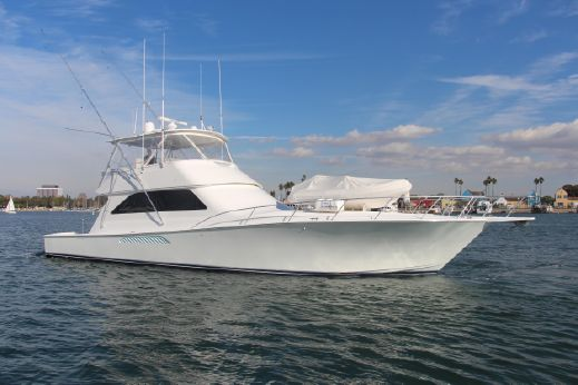 2004 Viking Yachts 61 Convertible