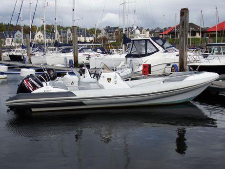 2014 Hysucat Elan 8.5m Catamaran Hydrofoil supported RIB