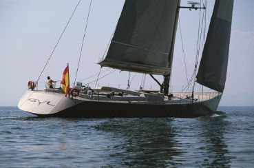 2003 Barcos Deportivos 143'  fast CB G Frers sloop