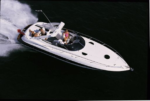 1998 Sunseeker 34 Superhawk