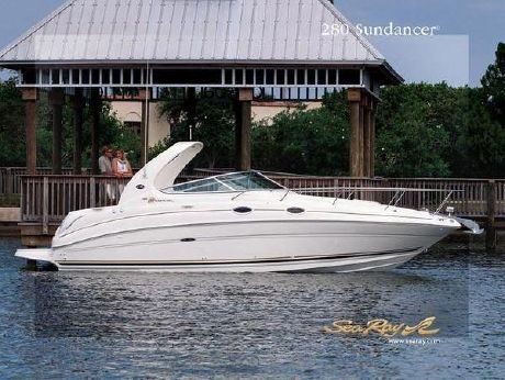 2002 Sea Ray 28 sundancer