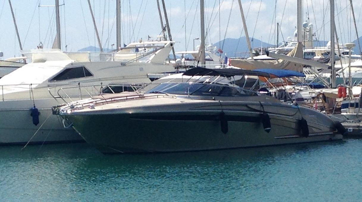 2003 riva rivarama 44 power boat for sale