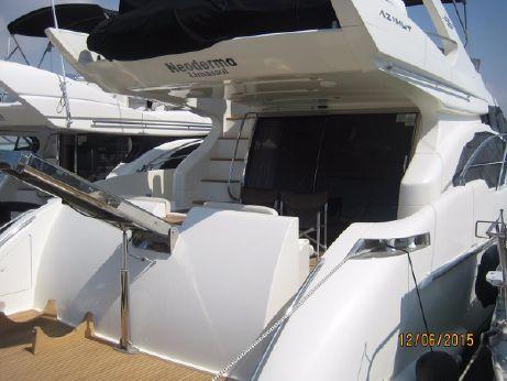 2003 Azimut 55