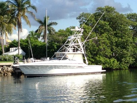 1999 Riviera 4000 Offshore Express