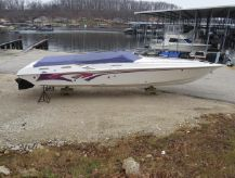 1998 Fountain 35 Lightning