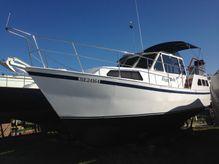 1998 Bruce Roberts 37 Custom Steel Trawler