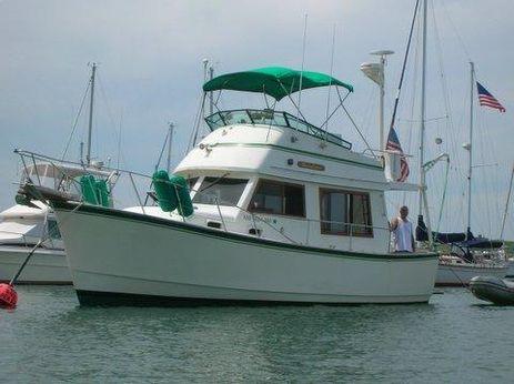 1983 Atlantic Prairie 30 LRC Trawler