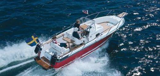 2005 Nimbus 22 Nova Rossa