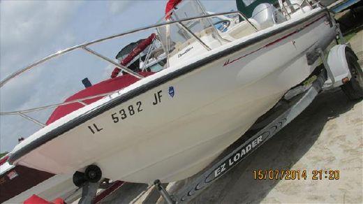 1999 Boston Whaler 16 16 dauntless
