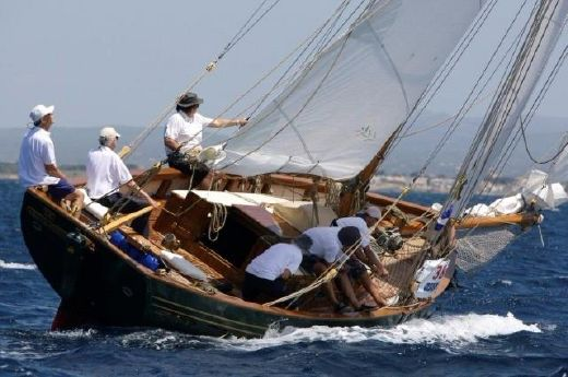1966 Gaff Cutter Yacht