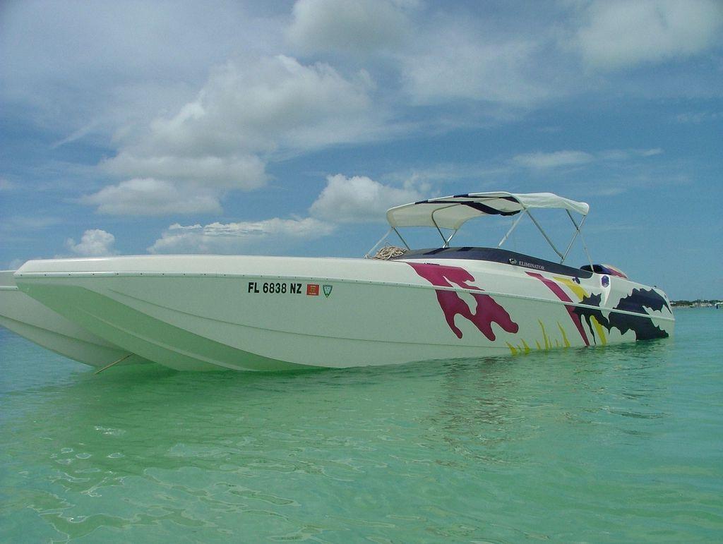1999 Eliminator Daytona 28 Power Boat For Sale - www ...